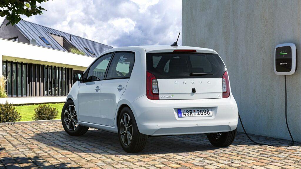 Škoda CitiGo opgevolgd door ID.1 variant
