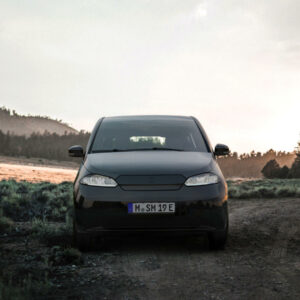 Sono Motors prototype Sion