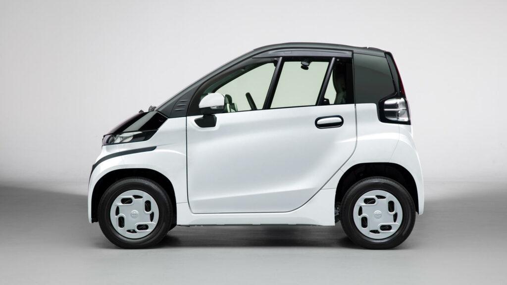 Toyota C+Pod microcar