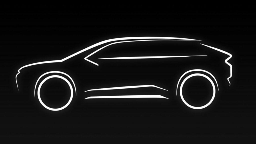 Toyota elektrische SUV