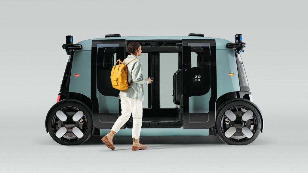 Zoox Robo-Taxi