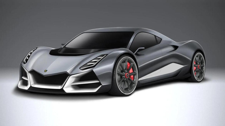 Morand Hypercar
