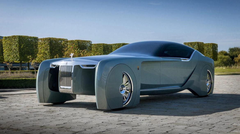 elektrische Rolls-Royce