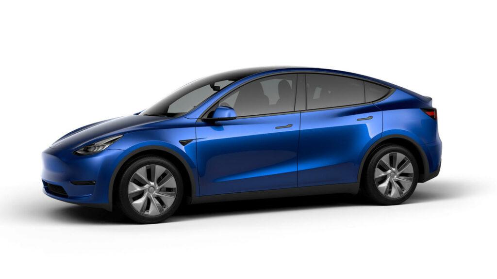 Tesla Model Y Standard Range