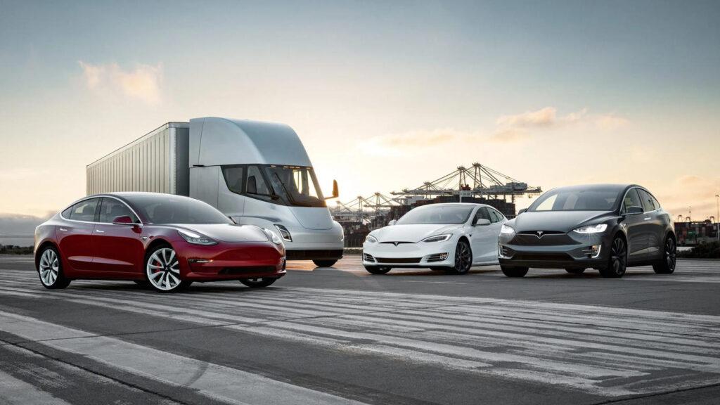 Tesla nieuws