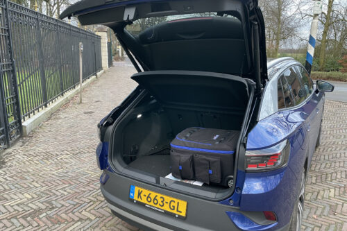 Volkswagen VW ID.4 kofferbak inhoud groot
