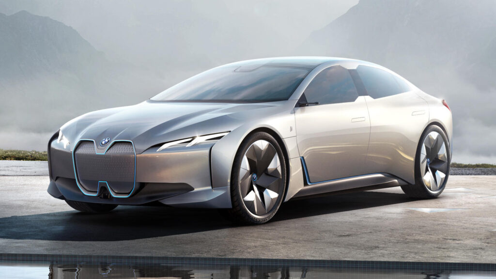 BMW elektrificatieplannen
