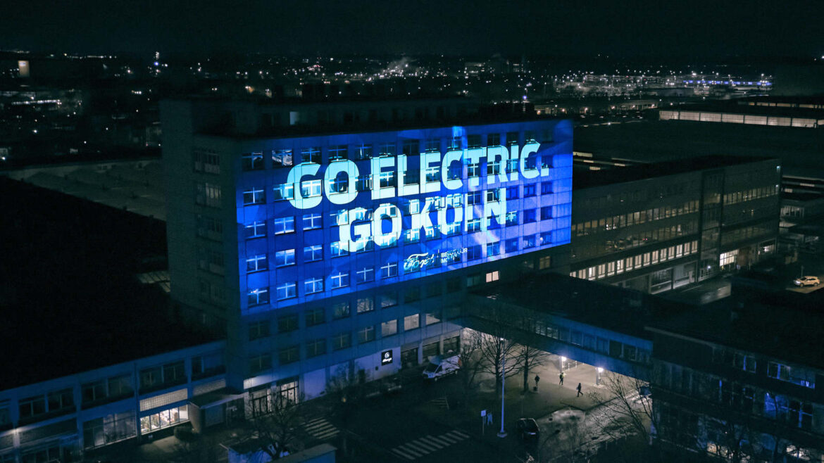 Ford Cologne Electrification Center