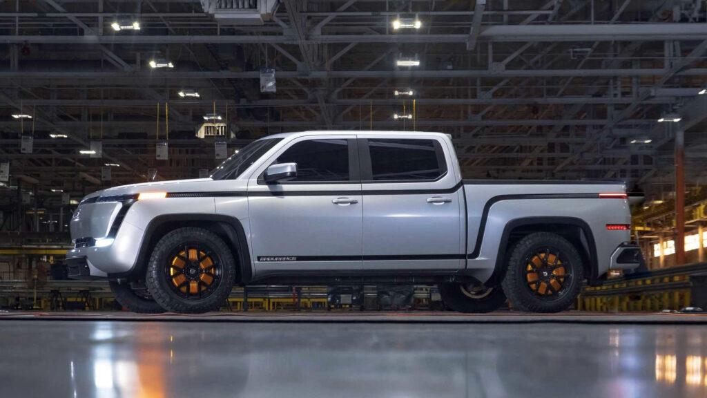 Lordstown Motors Endurance pick-up