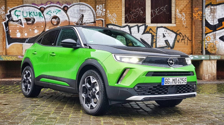 Opel Mokka-e rij-eigenschappen rijtest