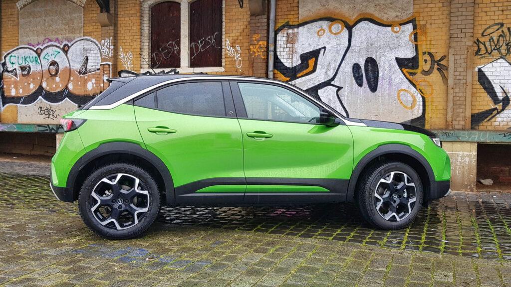 rij-impressie Opel Mokka-e