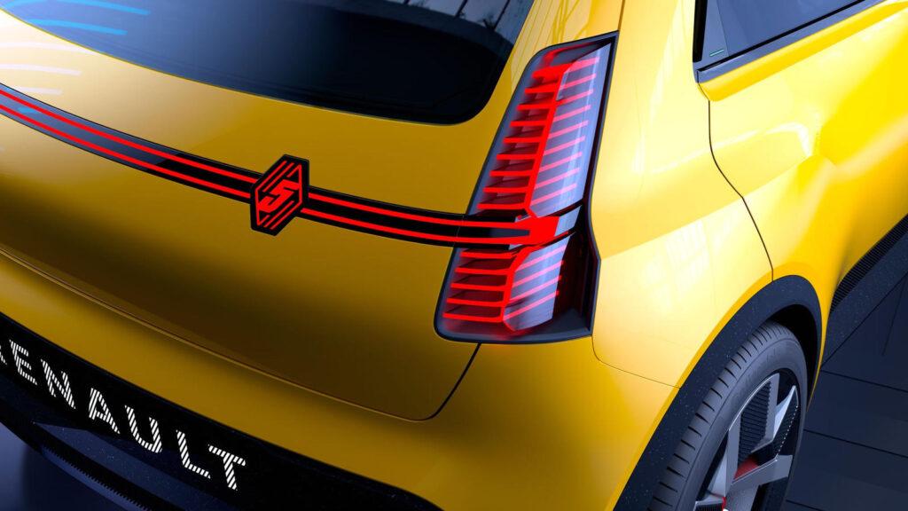 elektrische Renault 5