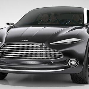 Aston Martin elektrische auto's