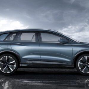 Prijzen Audi Q4 e-tron Launch Edition