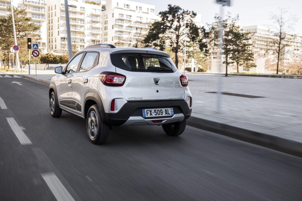 Rij-impressie Dacia Spring