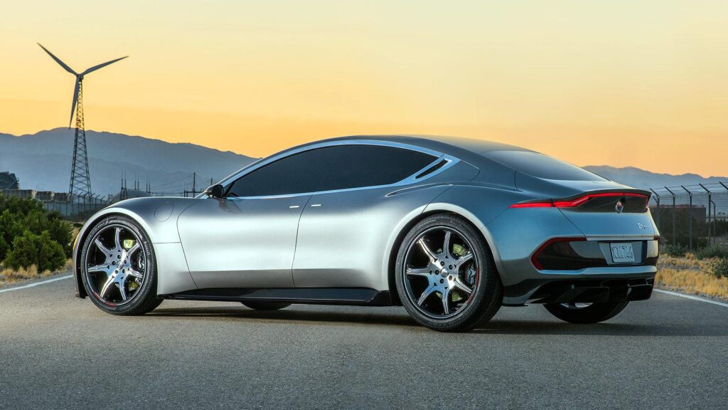 Fisker EMotion Solid-State accu's