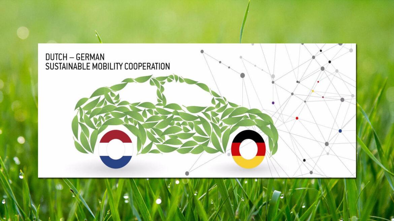 Nederland Duitsland samenwerking duurzame mobiliteit