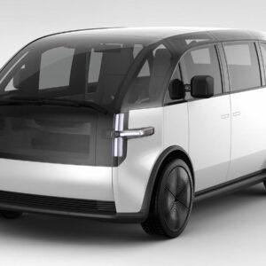 Canoo EV MPV