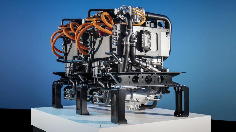 Daimler Volvo Cellcentric brandstofcellen vrachtwagens