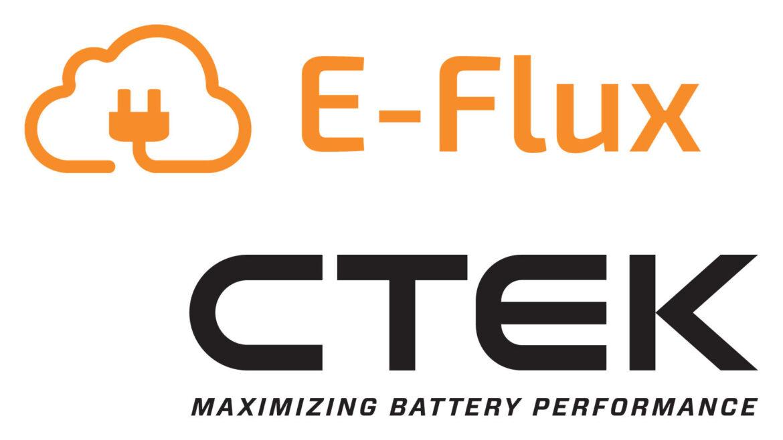 E-Flex en CTEK gaan samenwerken