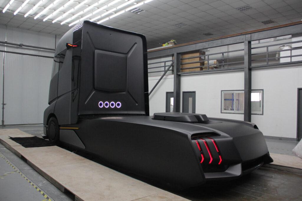 Farizon AD21 elektrische truck