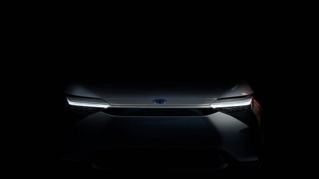 Toyota BEV foto