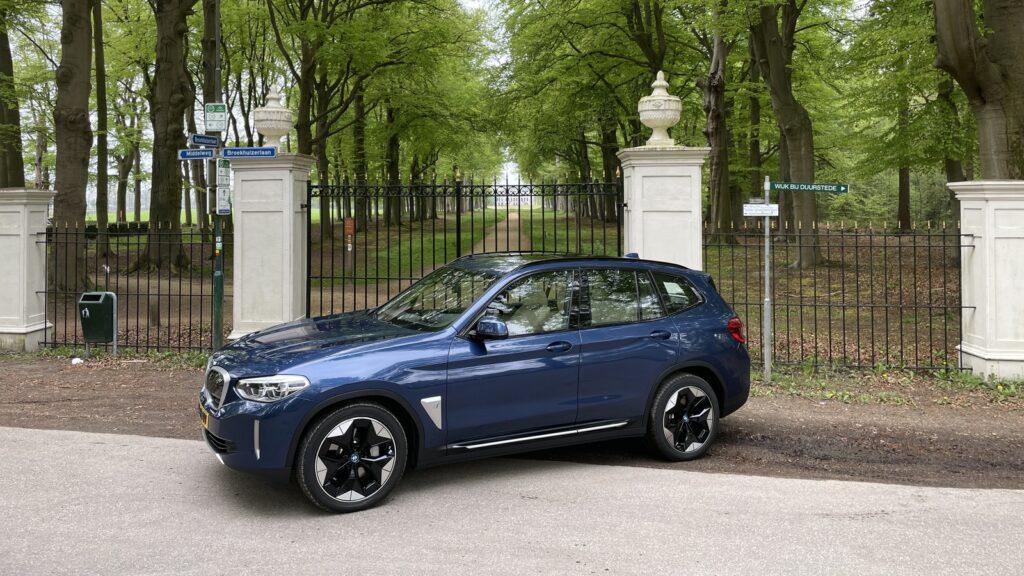 Duurtest BMW iX3