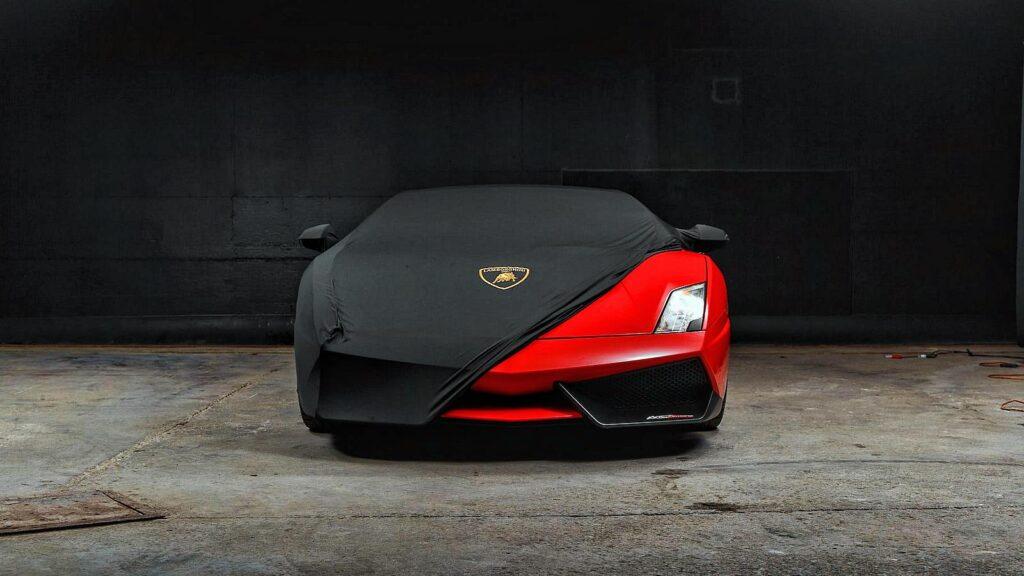 Nog even wachten op elektrische Lamborghini