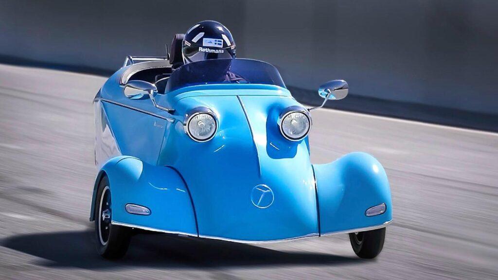 Messerschmitt KR-E5000