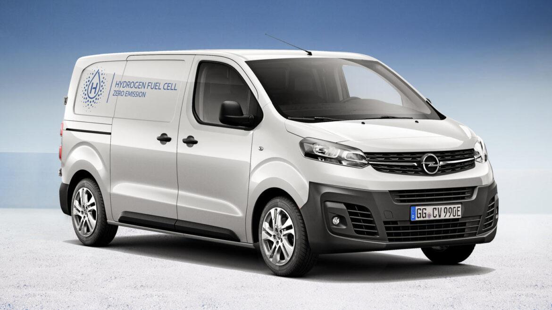 Opel Vivaro-e Hydrogen