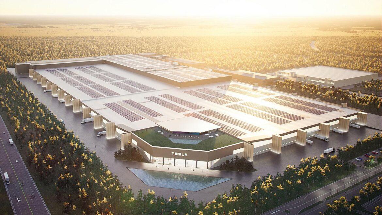 Tesla Gigafactory Berlijn sabotage