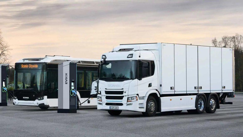 Fraunhofer ISI oplaadinfrastructuur vrachtwagens