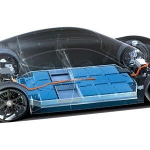 Porsche accucellen