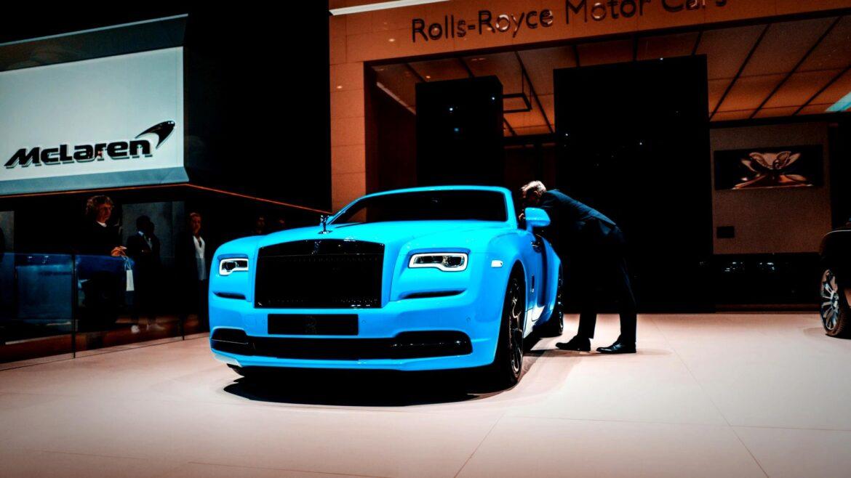elektrische Rolls-Royce Silent Shadow