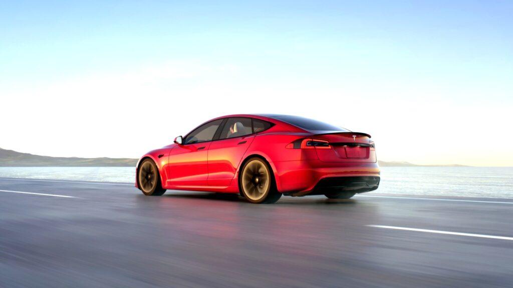 Tesla Model S Plaid+ geannuleerd