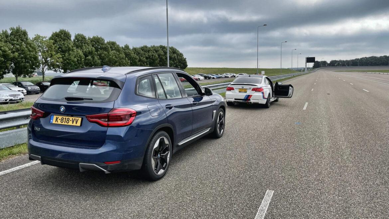BMW iX3 duurtest
