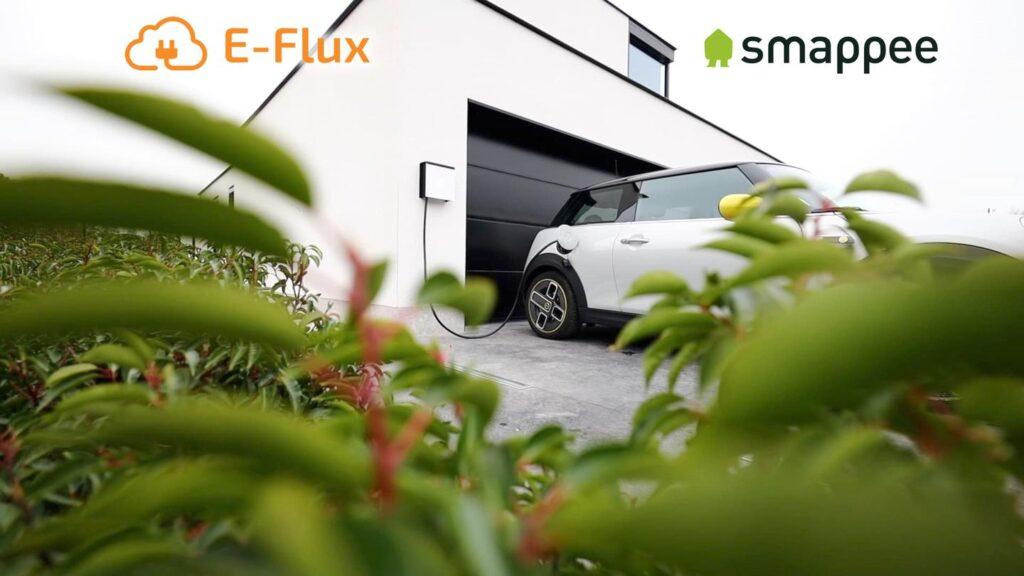 E-Flux gaat samenwerken met Smappee