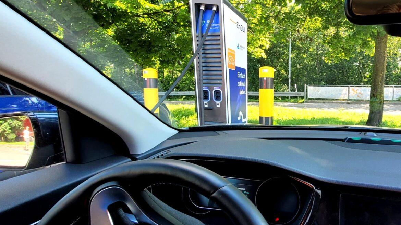 elektrische auto vakantie buitenland snelladen