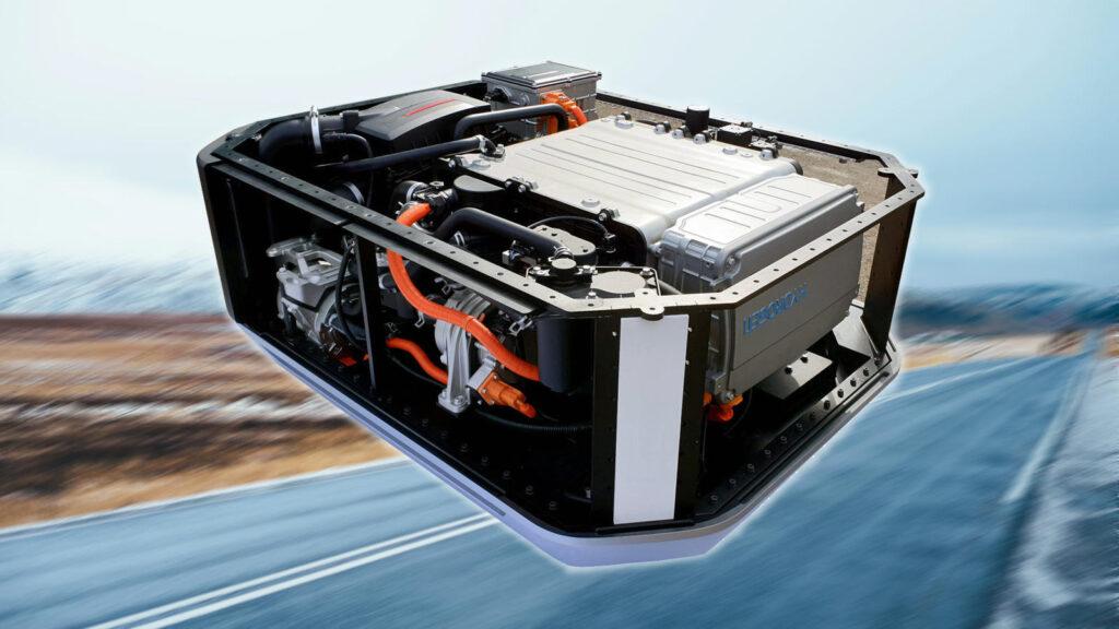 Hyundai brandstofcelvoertuigen