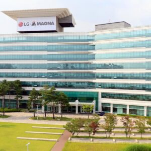 joint-venture LG Electronics Magna
