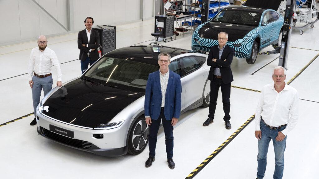 Valmet Automotive Lightyear One