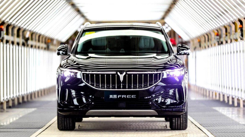 Voyah Free SUV elektrisch Chinees