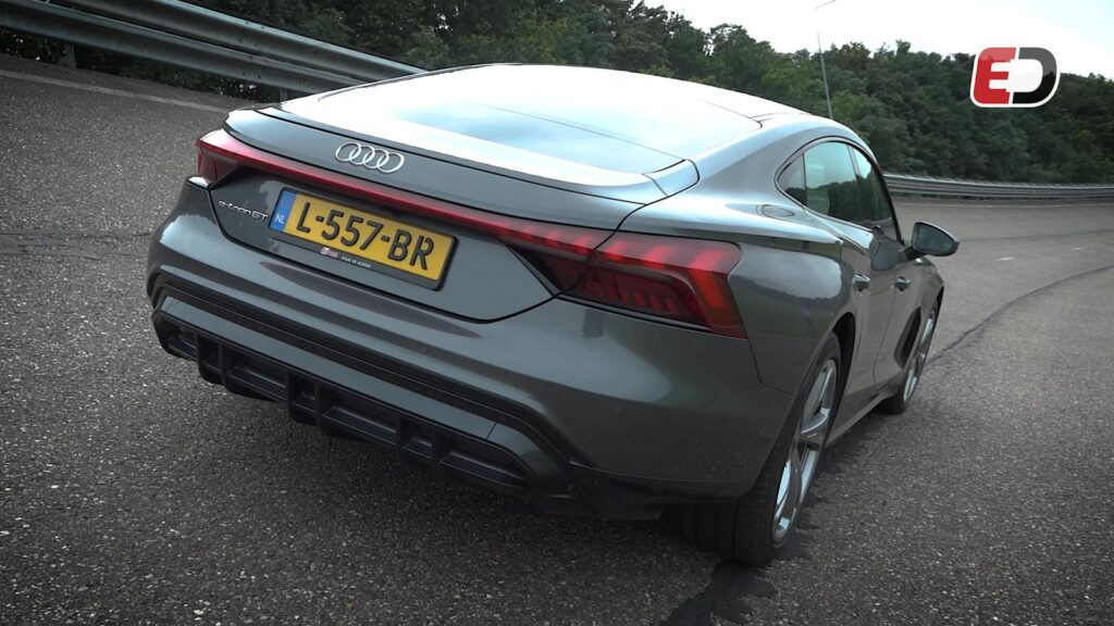 Rij-impressie Audi e-tron GT