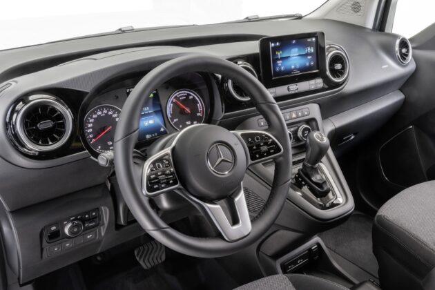 Mercedes eCitan