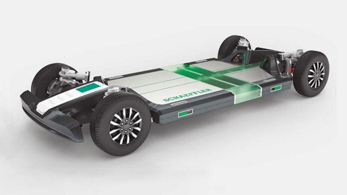 Schaeffler Rolling Chassis