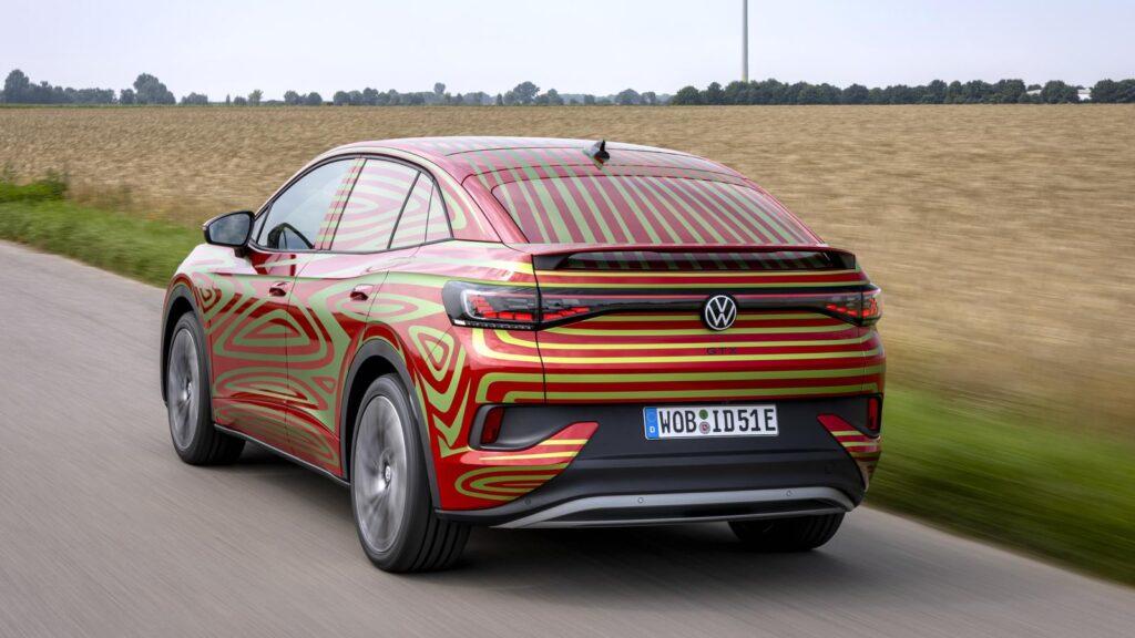 Volkswagen ID.5 rij-impressie
