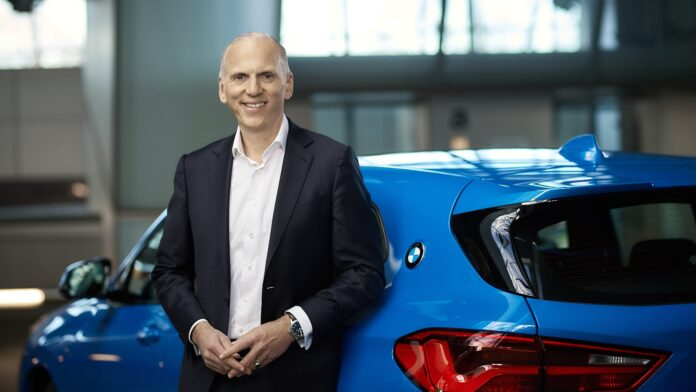 interview Pieter Nota van BMW