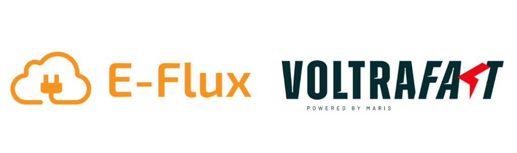 E-Flux Voltrafast samenwerking