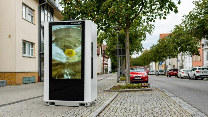 Merlin-snellaadstation centraal in ChargeMyCity-campagne van Jolt Energy