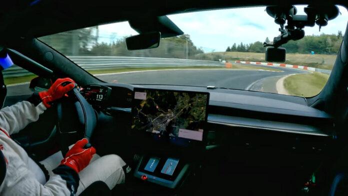 Tesla pakt record op Nürburgring terug